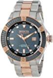 Invicta Men's 10614 Pro Diver Analog Display Swiss Automatic Two Tone Watch