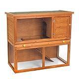Hasenbedarf ᐅ Stall ᐅ Hasenstall aus Holz