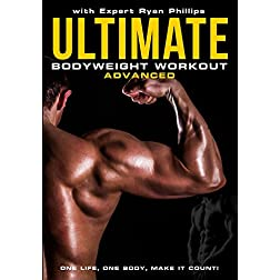 Ultimate Bodyweight Workout - Advanced