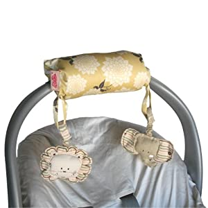 The Peanut Shell Carrier Cushion Stella
