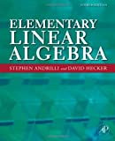 img - for By Stephen Andrilli Elementary Linear Algebra, Fourth Edition (4th Edition) book / textbook / text book