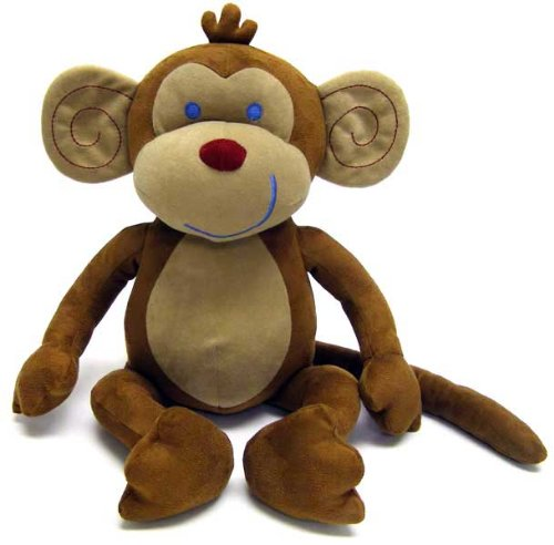 NoJo Jungle Babies Milton The Monkey - Stuffed