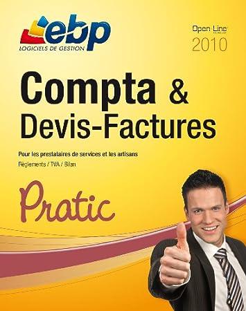 Compta et Devis-Factures Pratic 2010