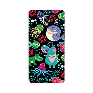 One plus 3 Cover - Hard plastic luxury designer case for one plus 3-For Girls and Boys-Latest stylish design with full case print-Perfect custom fit case for your awesome device-protect your investment-Best lifetime print Guarantee-Giftroom 250