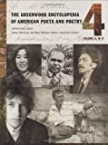 <p>The Greenwood Encyclopedia of American Poets and Poetry [Five Volumes]</p>: The Greenwood Encyclopedia of American Poets and Poetry: Volume 4, M-R