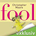Fool Audiobook by Christopher Moore Narrated by Simon Jäger