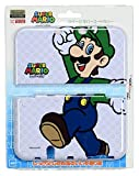Luigi Rubber Coating Cover for Newnintendo3dsll