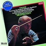echange, troc Georg Solti - Wagner overtures & preludes /