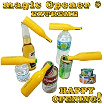 EmO-Ring Pull Can Opener-Easy Soda-Bottle Openers-Twist Off Plastic Bottles with ease-Arthritis Helps