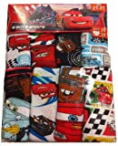 Disney/Pixar Cars Boys 8 100% Combed Cotton Briefs (2T/3T)