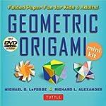 Geometric Origami Mini Kit: Folded Pa...