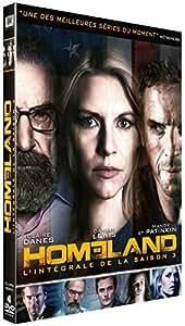 Homeland - L'intégrale de la Saison 3 [Édition Limitée]
