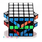 Colorfuldays Rubik's Cube ルービックキューブ 5×5×5 62mm スピードキューブ 立体パズル 競技用パズルキューブ 黒素体 (5×5×5)