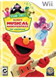 Sesame Street: Elmo's Musical Monsterpiece - Nintendo Wii