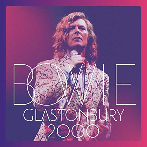 Vinilo : David Bowie - Glastonbury 2000 (LP Vinyl)