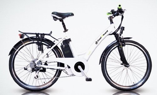 Fast4ward Ride - Electric Bicycles (White)