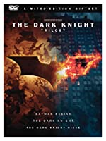 The Dark Knight Trilogy Batman Begins The Dark Knight The Dark Knight Rises by Warner Bros. Home Entertainment