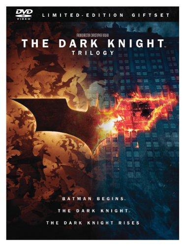The Dark Knight Trilogy Batman Begins The Dark Knight The Dark Knight Rises at Gotham City Store