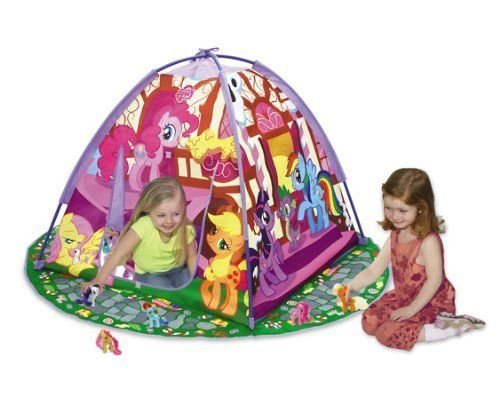 My Little Pony Ponyville Play Tent by my little pony TOY (English Manual) online bestellen