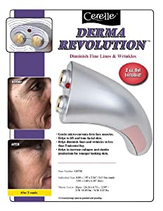"""DERMA REVOLUTION"" FACIAL TONER WITH GEL"