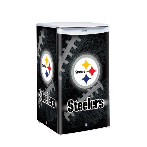 Nfl Pittsburgh Steelers Counter Top Refrigerator front-571126