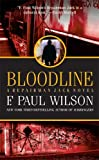 img - for Bloodline: A Repairman Jack Novel (Repairman Jack Novels) book / textbook / text book