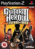 Guitar Hero III: Legends of Rock with Two Wired Guitars Bundle (PS2)