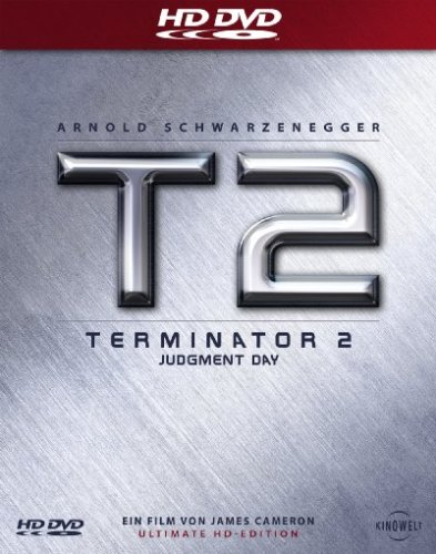 Terminator 2 - Metal-Pack [HD DVD]