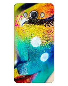 Back Cover for Samsung Galaxy J5 (2016 Edition) J510F