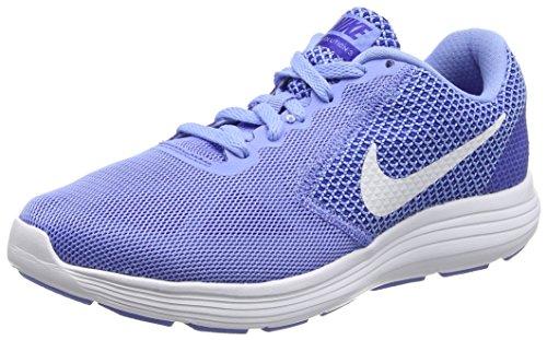 Nike Revolution 3 - Zapatillas de Entrenamiento, Mujer, Multicolor (Chalk...