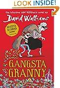 Gangsta Granny by David Walliams Book Cover