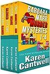 Barbara Marr Mysteries Boxed Set (Bar...