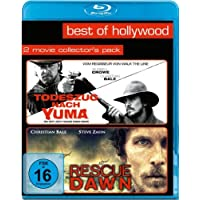 Best of Hollywood - 2 Movie Collector's Pack 19 (Todeszug nach Yuma / Rescue Dawn) [Blu-ray]