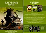Elite Fighting Forces - SAS: Behind Iraqi Lines, The Green Berets History, An Assassin's View 3 DVD Set
