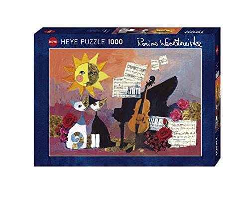 Heye 29449 - Standard Puzzles 1000 Teile Cello,