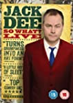 Jack Dee: So What? Live [DVD] [2013]