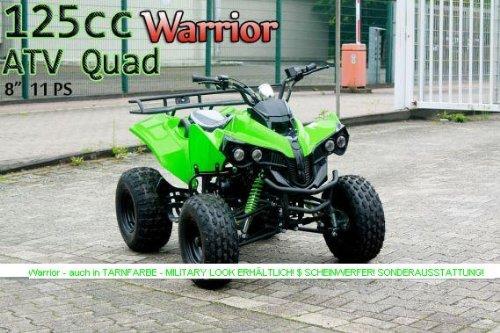 Quad Warrior 125cc Warrior 2012 Edition Quad Atv