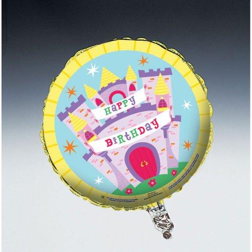 Princess Castle Fun Foil Balloon