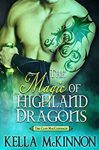 The Magic Of Highland Dragons by Kella McKinnon ebook deal