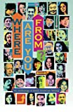 img - for Where Are You From?: An Anthology of Asian American Writing (Volume 1) book / textbook / text book