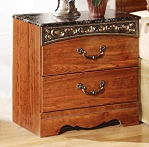 Signature Design by Ashley Fairbrooks Estate Nightstand