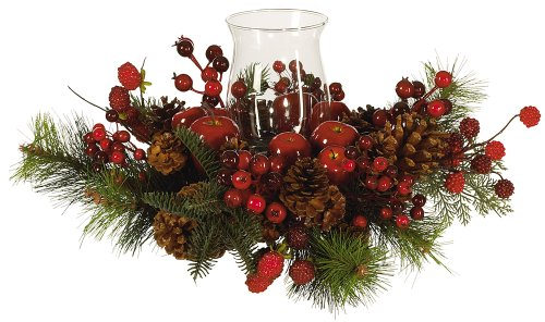 Nearly Natural 4654 Candleabrum Holiday (Holiday Table Centerpieces compare prices)