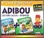 Adibou : l'int�grale lecture, calcul,...