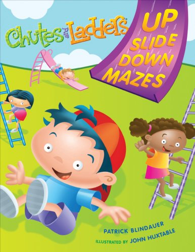 CHUTES AND LADDERS Up-Slide-Down Mazes