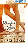 Barefoot Kisses: A Billionaire Love S...