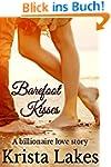 Barefoot Kisses: A Billionaire Love S...