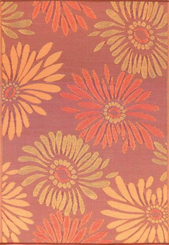 Funky Area Rugs With Daisies Funk This House