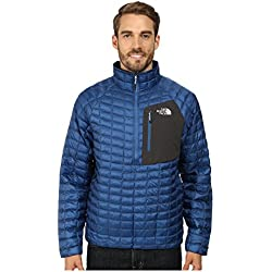 The North Face ThermoBall Men's Pullover Coat - Dish Blue
