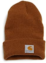 Carhartt Little Boys' Acrylic Watch Hat,Carhartt Brown,Toddler