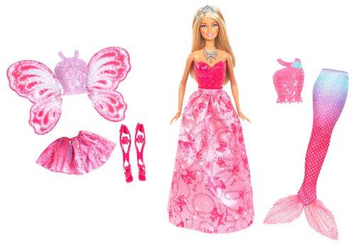Barbie Fairytale Royal Dress Up Doll